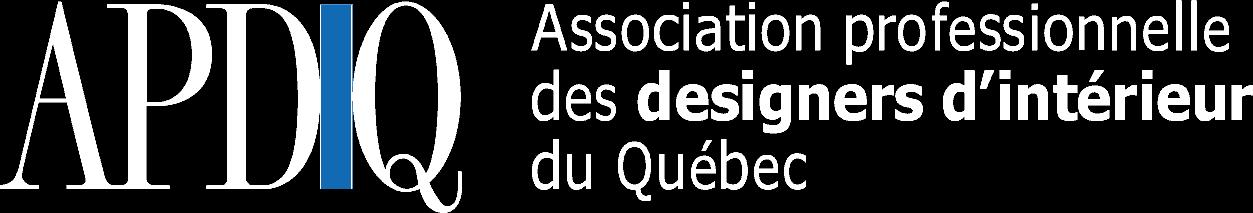 APDIQ Association professionnelle des designers d'intérieur du Québec